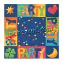 20 Tissue napkins PARTY