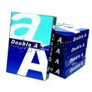 Paper DOUBLE A 80g. A4 500 sheets