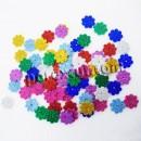 72 flower rubber eva 2 cms.