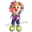 Clown 30 cms.