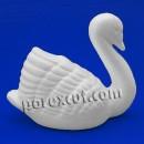 Swan  17 x 12 cms