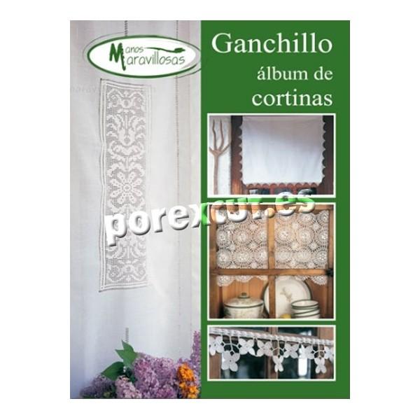 Ganchillo Cortinas - Porexcut