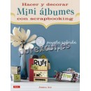 Mini albums Scrapbooking