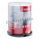 CD-R Imation 52x Cakebox 100 units
