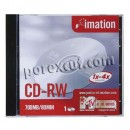 CD-RW Imation 1-4x Jewell Case