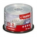 CD-R Imation 52x Cakebox 50 units
