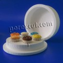 Caixa para cupcakes