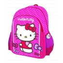 Backpack Big Hello Kitty 3D 40x31x16cm