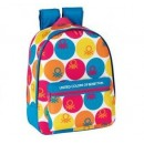 Backpack Big Benetton 32x42x17cm.
