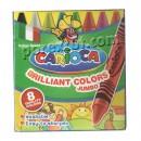 Waxes Carioca, 8 units