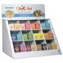Claycolor - Cores básicas