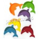 Dolphin decorative felt