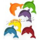 Dolphin decorative felt