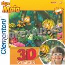 Puzzle bee Maya 3D Vision