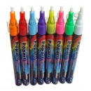 Chalk marker liquid white