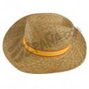 Sombrero con cinta