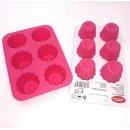 Pedaço de molde silicone 6