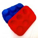 Pedaço de molde silicone 12