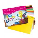 Bloco cartolina 10 cores