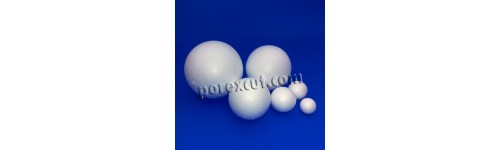 Balls of high and low density