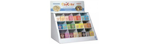 Claycolor Soft range 250gr.
