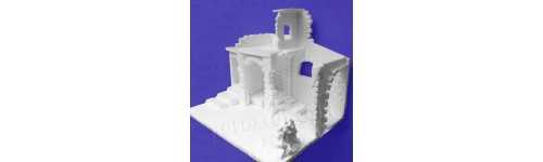Polystyrene for Nativity scenes