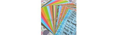 Papers for Scrapbooking