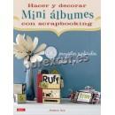 Mini albums Scrapbooking
