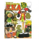 Art easy rubber Eva 3D 3