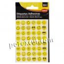 384 Stickers smiles