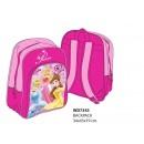 Medium backpack Princess 34x43x19cm.