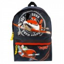 Medium backpack plans 25x37x11cm.