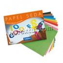 Block Silk paper 10 colors